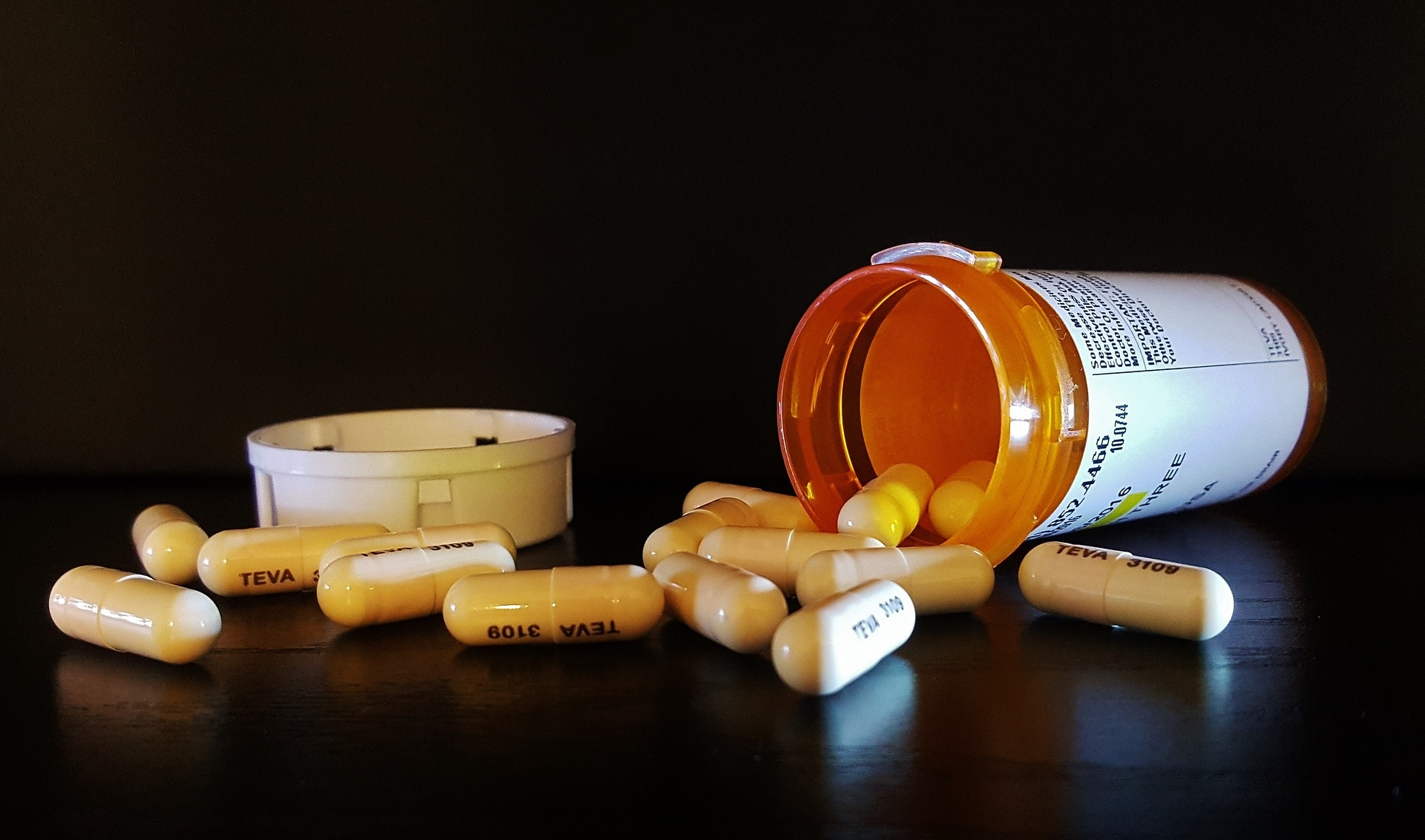 antibiotique candidose